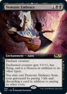 Demonic Embrace -