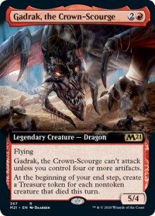 Gadrak, the Crown-Scourge -