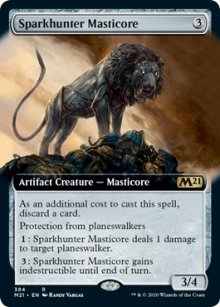 Sparkhunter Masticore -