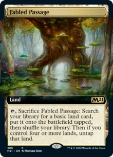 Fabled Passage -