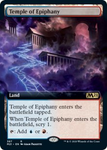 Temple of Epiphany 2 - Core Set 2021