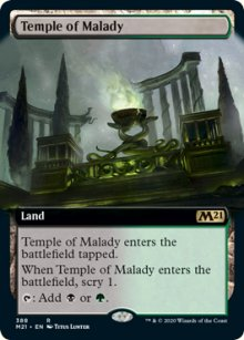 Temple of Malady -
