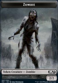Zombie - Core Set 2021