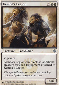 Kemba's Legion - Mirrodin Besieged