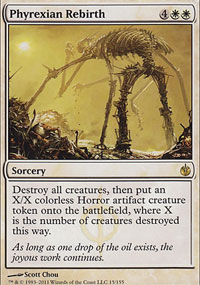 Phyrexian Rebirth - Mirrodin Besieged