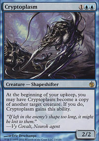 Cryptoplasm - Mirrodin Besieged