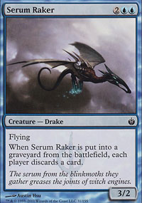 Serum Raker - Mirrodin Besieged