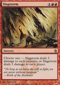 Slagstorm - Mirrodin Besieged