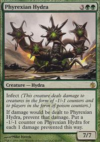 Phyrexian Hydra - Mirrodin Besieged