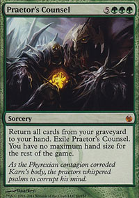 Praetor's Counsel - Mirrodin Besieged