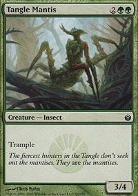 Tangle Mantis - Mirrodin Besieged