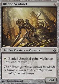 Bladed Sentinel - Mirrodin Besieged