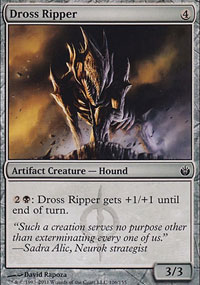 Dross Ripper - Mirrodin Besieged