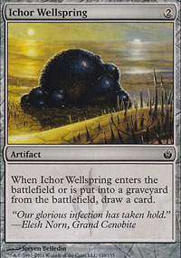 Ichor Wellspring - Mirrodin Besieged