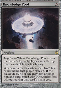 Knowledge Pool - Mirrodin Besieged