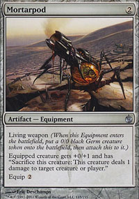 Mortarpod - Mirrodin Besieged