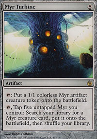 Myr Turbine - Mirrodin Besieged