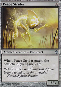 Peace Strider - Mirrodin Besieged