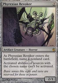 Phyrexian Revoker - Mirrodin Besieged