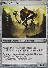 Pierce Strider - Mirrodin Besieged
