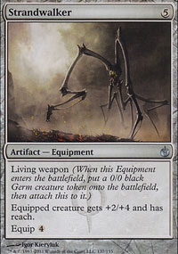 Strandwalker - Mirrodin Besieged