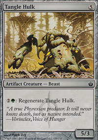 Tangle Hulk - Mirrodin Besieged