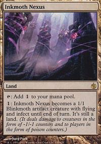 Inkmoth Nexus - Mirrodin Besieged