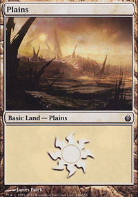 Plains 1 - Mirrodin Besieged