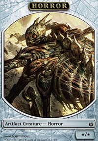Horror - Mirrodin Besieged