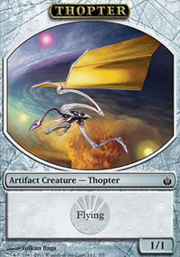Thopter - Mirrodin Besieged