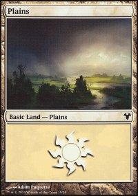 Plains - Modern Event Deck