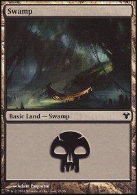 Swamp - Modern Event Deck