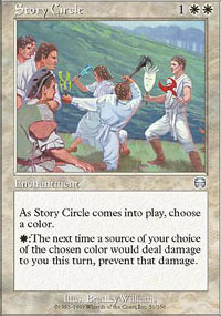 Story Circle - Mercadian Masques