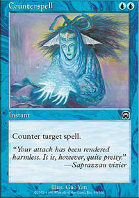 Counterspell - Mercadian Masques