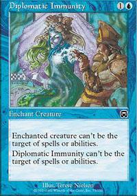 Diplomatic Immunity - Mercadian Masques