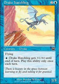 Drake Hatchling - Mercadian Masques