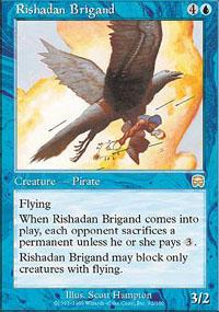 Rishadan Brigand - Mercadian Masques