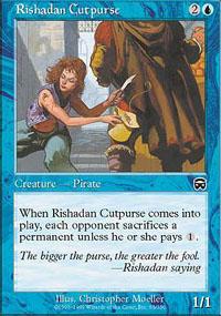 Rishadan Cutpurse - Mercadian Masques