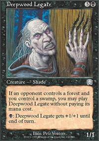 Deepwood Legate - Mercadian Masques