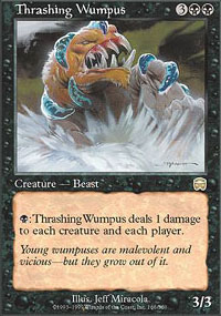 Thrashing Wumpus - Mercadian Masques