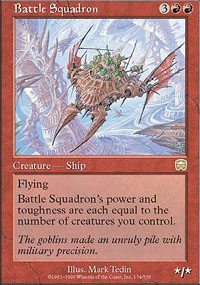Battle Squadron - Mercadian Masques