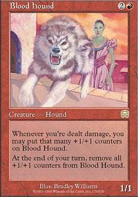 Blood Hound - Mercadian Masques