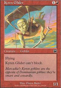 Kyren Glider - Mercadian Masques