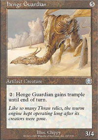 Henge Guardian - Mercadian Masques