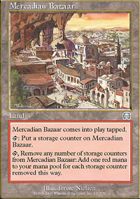 Mercadian Bazaar - Mercadian Masques