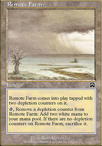 Remote Farm - Mercadian Masques