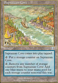 Saprazzan Cove - Mercadian Masques
