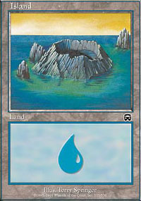 Island 1 - Mercadian Masques