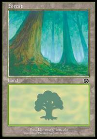 Forest 1 - Mercadian Masques