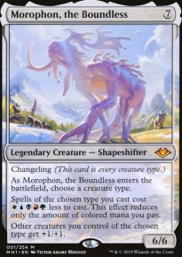 Morophon, the Boundless - Modern Horizons